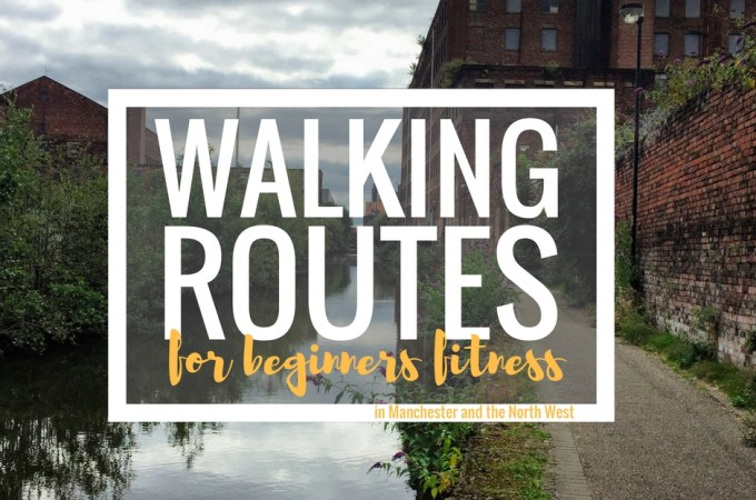 Walking routes for beginners fitness