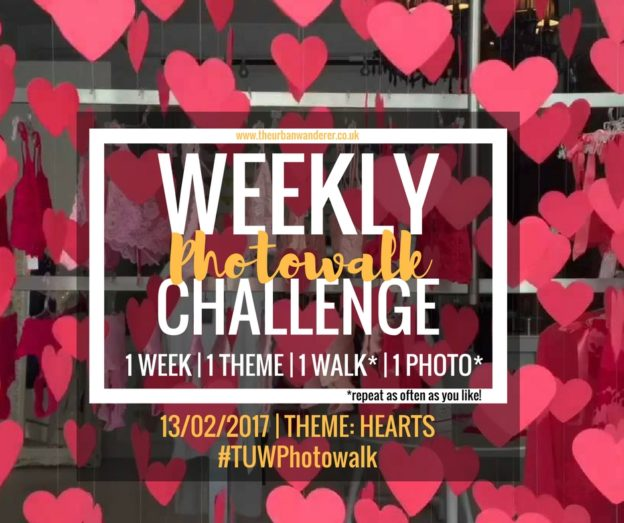 The Urban Wanderer Weekly Photowalk Challenge #11 Hearts   Get Outside   Photography Challenge   Explore your area   Sarah Irving The Urban Wanderer   Manchester Blogger Outdoor Blogger   #TUWPhotowalk #lookup #lookupmcr