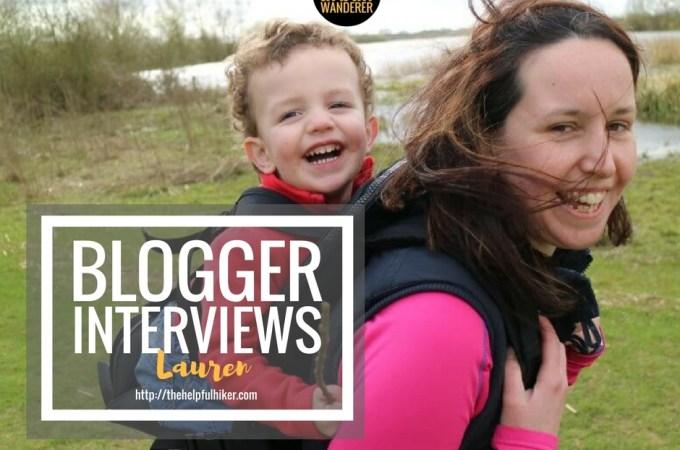 Interview: The Helpful Hiker, Lauren