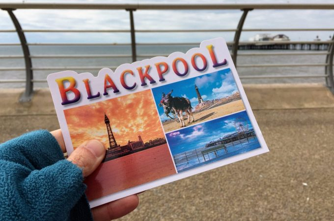 A Day Holiday to Blackpool