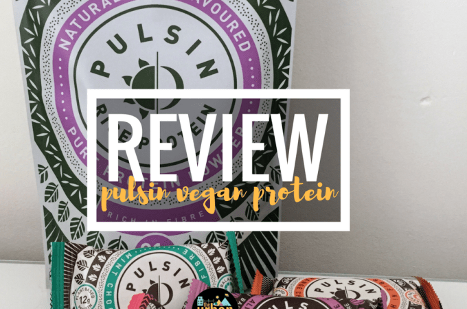 Pulsin Protein Powder Review (video)
