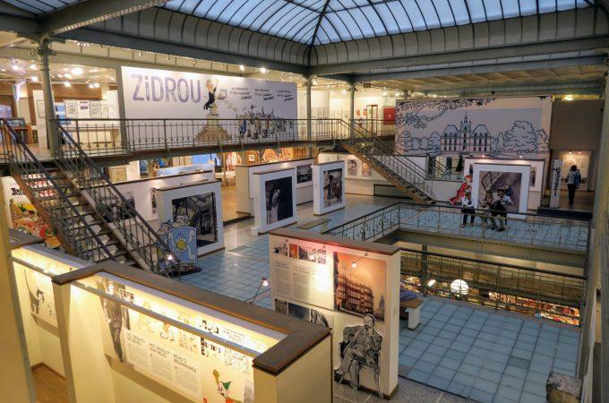 Brussels Comic Strip Center | Brussels Comic Strip Museum | Brussels | Belgium | Visit Brussels | The Urban Wanderer | Sarah Irving | Europe | Outdoor Blogger | Travel Blogger | Manchester Blogger