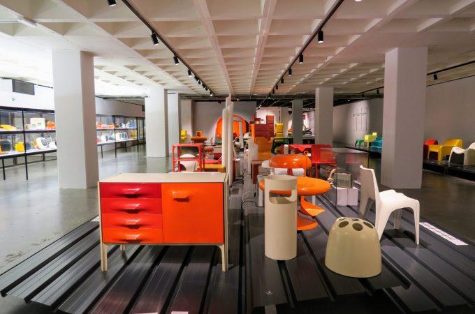 布鲁塞尔| Art + Design Atomium设计博物馆的塑料馆