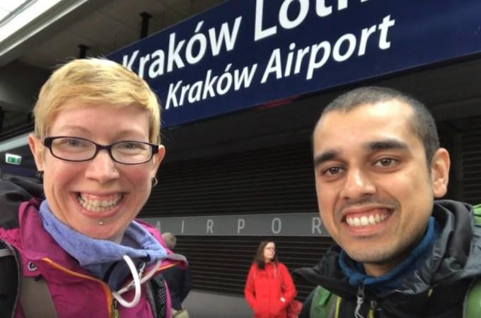 Poland Trip, Day 1 | Arriving & Exploring Krakow