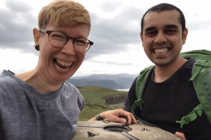 Windy wandering in Wales and on the Wirral | Weekly Vlog 30 (Part 1)