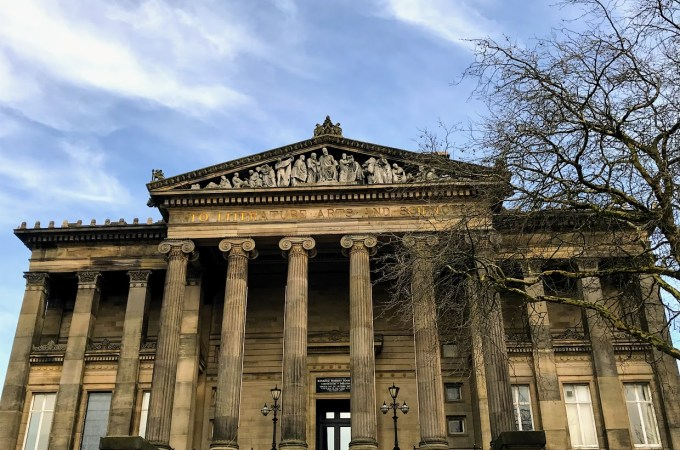 DAYS OUT | Day trip to Preston and the Museum of the Moon