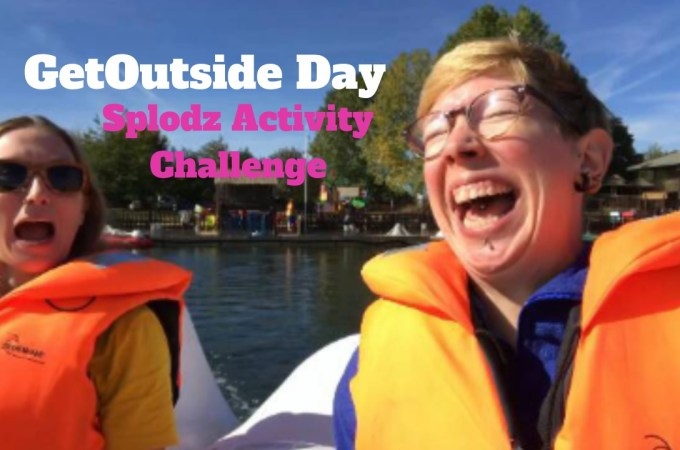 Get Outside Day Activity Challenge Vlog
