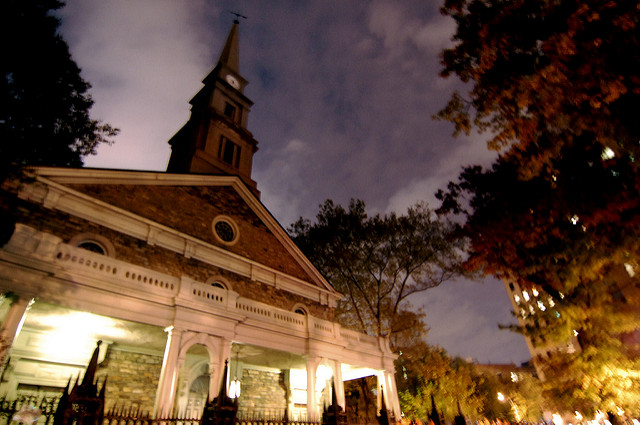 St. Mark's Church-in-the-Bowery Halloween Special American Horror Story