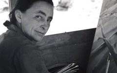 Georgia O'Keeffe Photograph: Courtesy of Ansel Adams/AP