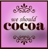 We Should Cocoa logo - The Usual Saucepans