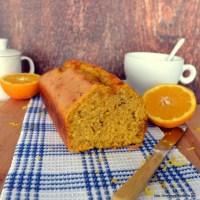 Νηστίσιμο ελαφρώς σιροπιασμένο κέικ πορτοκαλιού κ τα αποτελέσματα του giveaway-Amazing vegan syruped orange cake