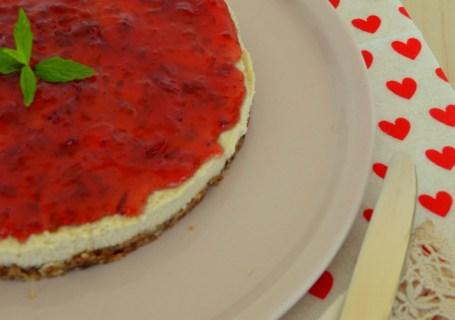 Το πιο υγιεινό νηστίσιμο Cheesecake!