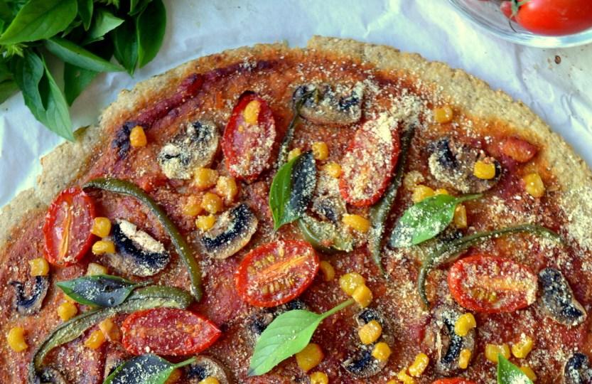Πεντανόστιμη, απόλυτα υγιεινή πίτσα με σούπερ ζύμη