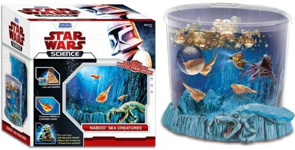 Star Wars Sea Monsters Star Wars Naboo Sea Monsters