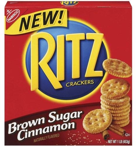 Top 10 Weird and Unusual Ritz Crackers
