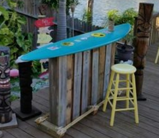 how to make a surfboard look new