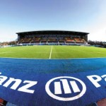 Saracens v Cardiff Blues, Hendon 27/01/2013