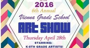 Art Show Flyer 3