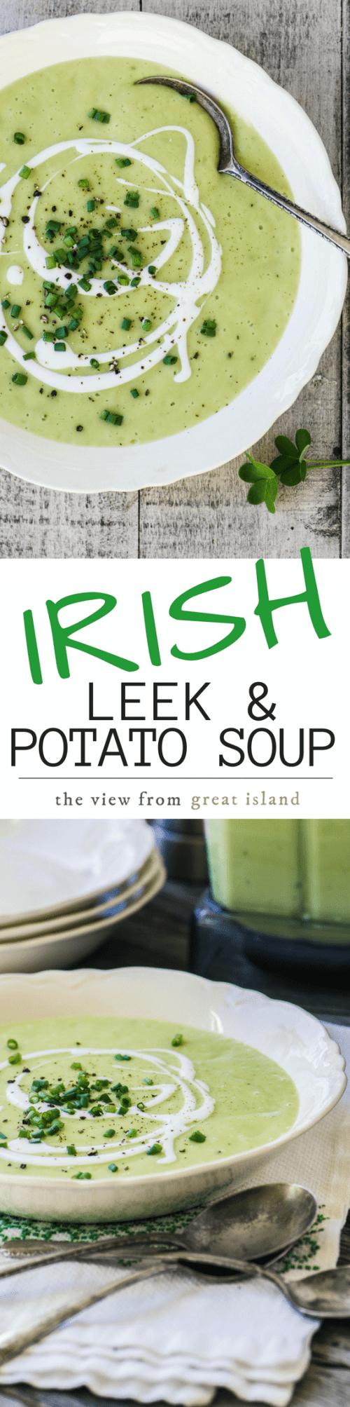 Medium Of Irish Potato Soup