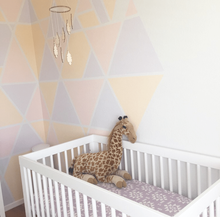 Boho Nursery - The Vintage Blonde