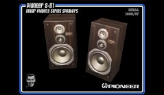 Pioneer Linear SD1 -ft