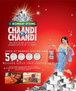bombay-dyeing-chandi-hi-chandi-Poster-newspaper