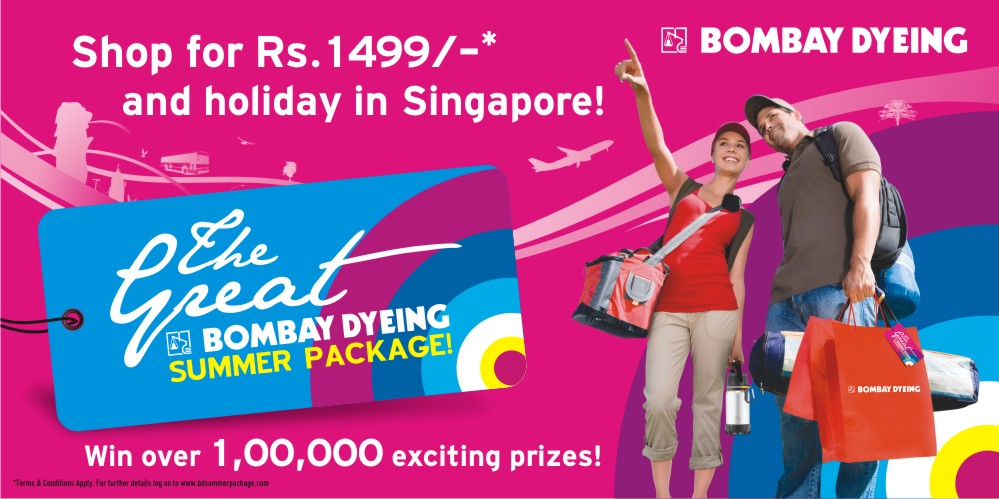 summer-hoarding-advertisement-bombay-dyeing