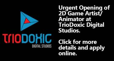 Urgent Job Requirement for 2D Game Artist and Animator Mumbai