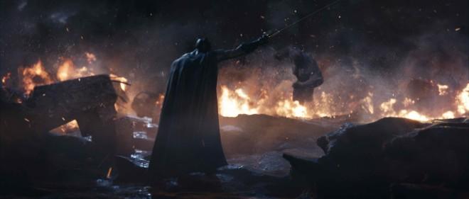 war batman superman