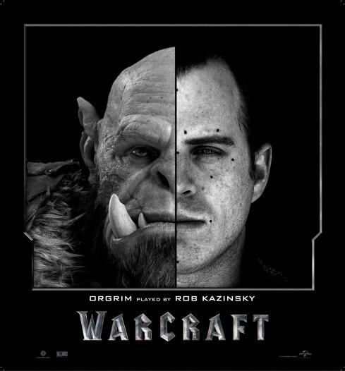 warcraft making of
