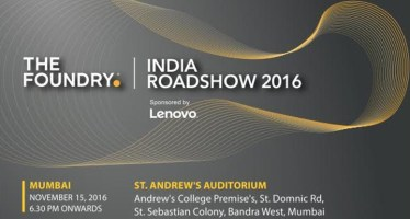 The Foundry Road Show India