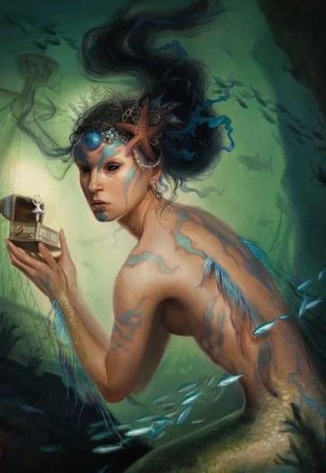 sirena art work