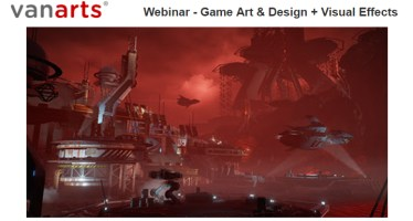 vanarts webinar game visual effects