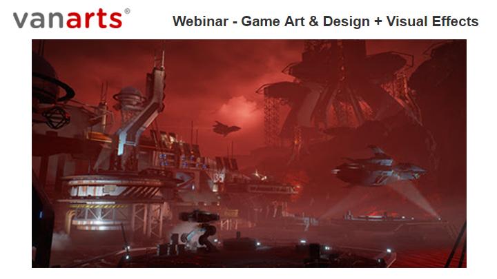 vanarts webinar game visual effects