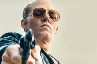 black mass with Johnny Depp