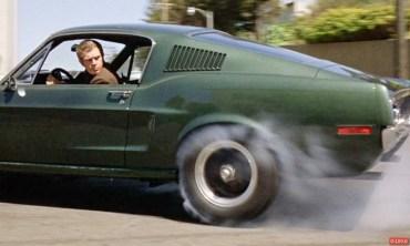 bullit - car chase