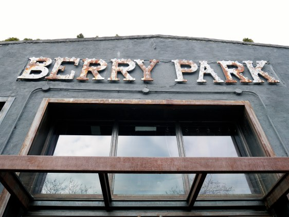 Berry Park is Williamsburg's premier soccer bar