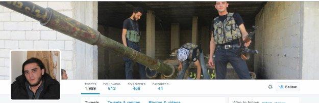 Muawiya Hassan Agha twitter page.