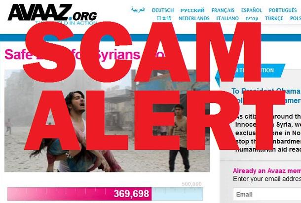 1-Avaaz-Scam-Alert