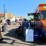 If there's a festival, there's a food truck.