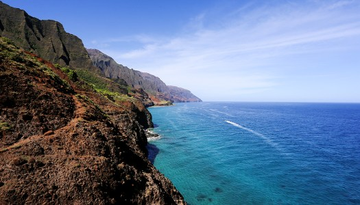 Kauai's Nā Pali Coast: The Kalalau Trail