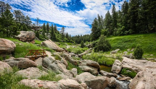 Castlewood Canyon State Park – Inner Canyon Trail