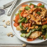 20-Minute Skinny Szechuan Chicken