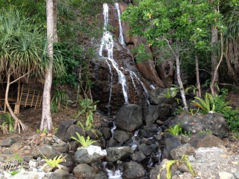 Sabang Waterfalls - Backpacking Palawan