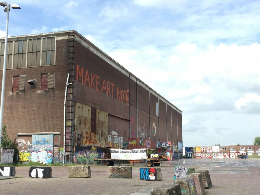 Make Art, Amsterdam