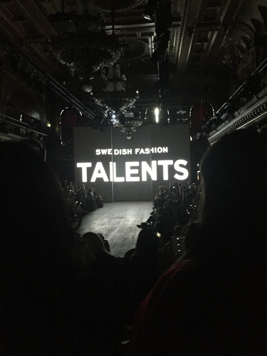 Swedish Fashion Talents