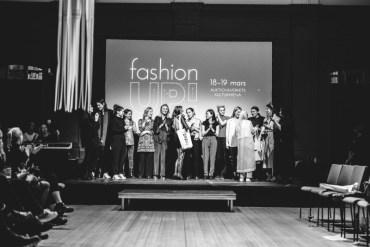 Foto: @Sune Chee. Alla designers på scen