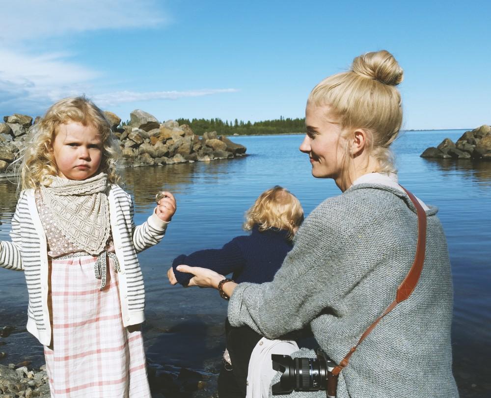 fanny och dotter hosted by nature