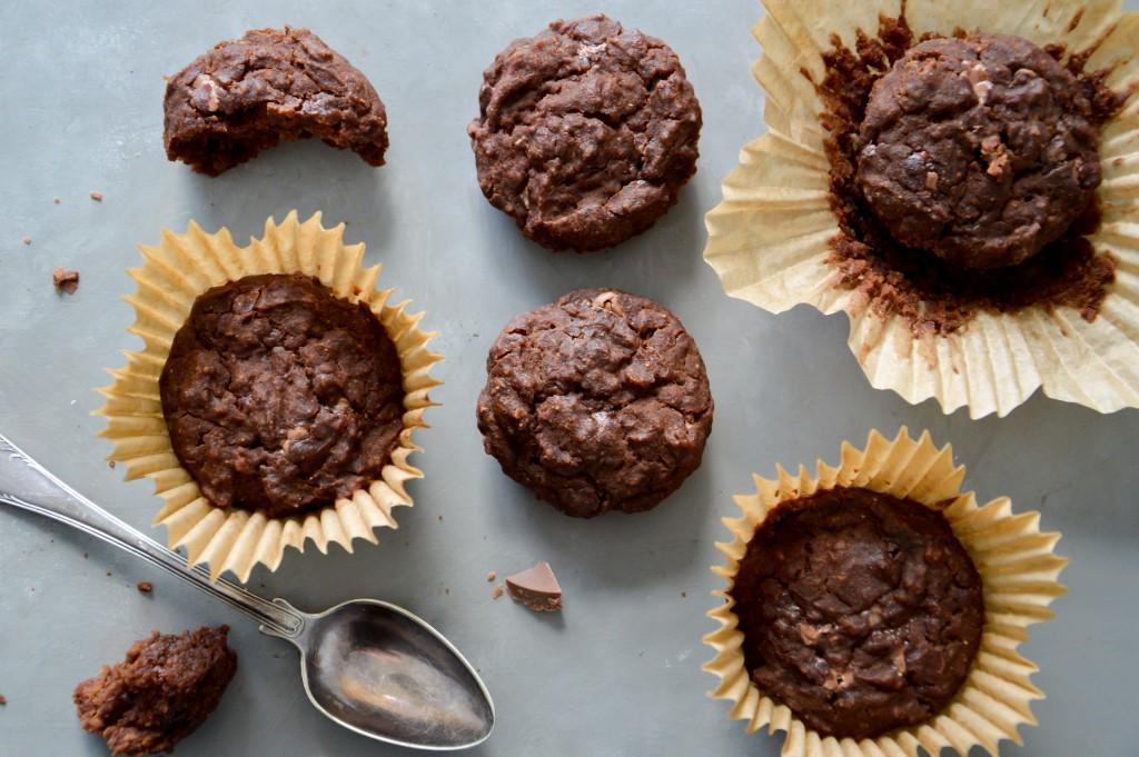 svarta bönor brownie