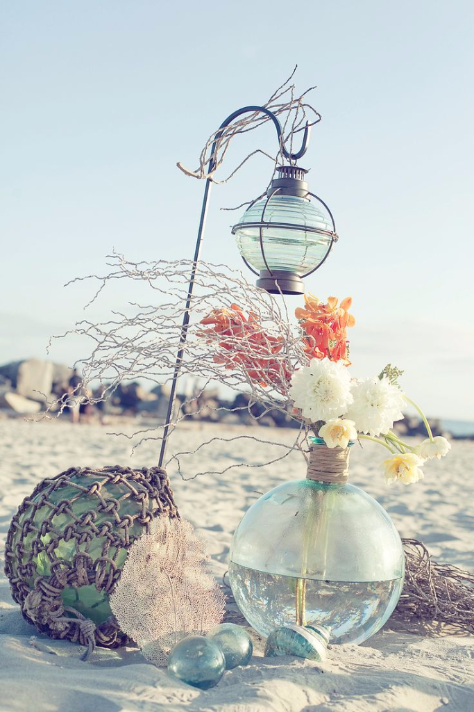 Beach Theme Wedding Vows : Beach wedding theme the vow